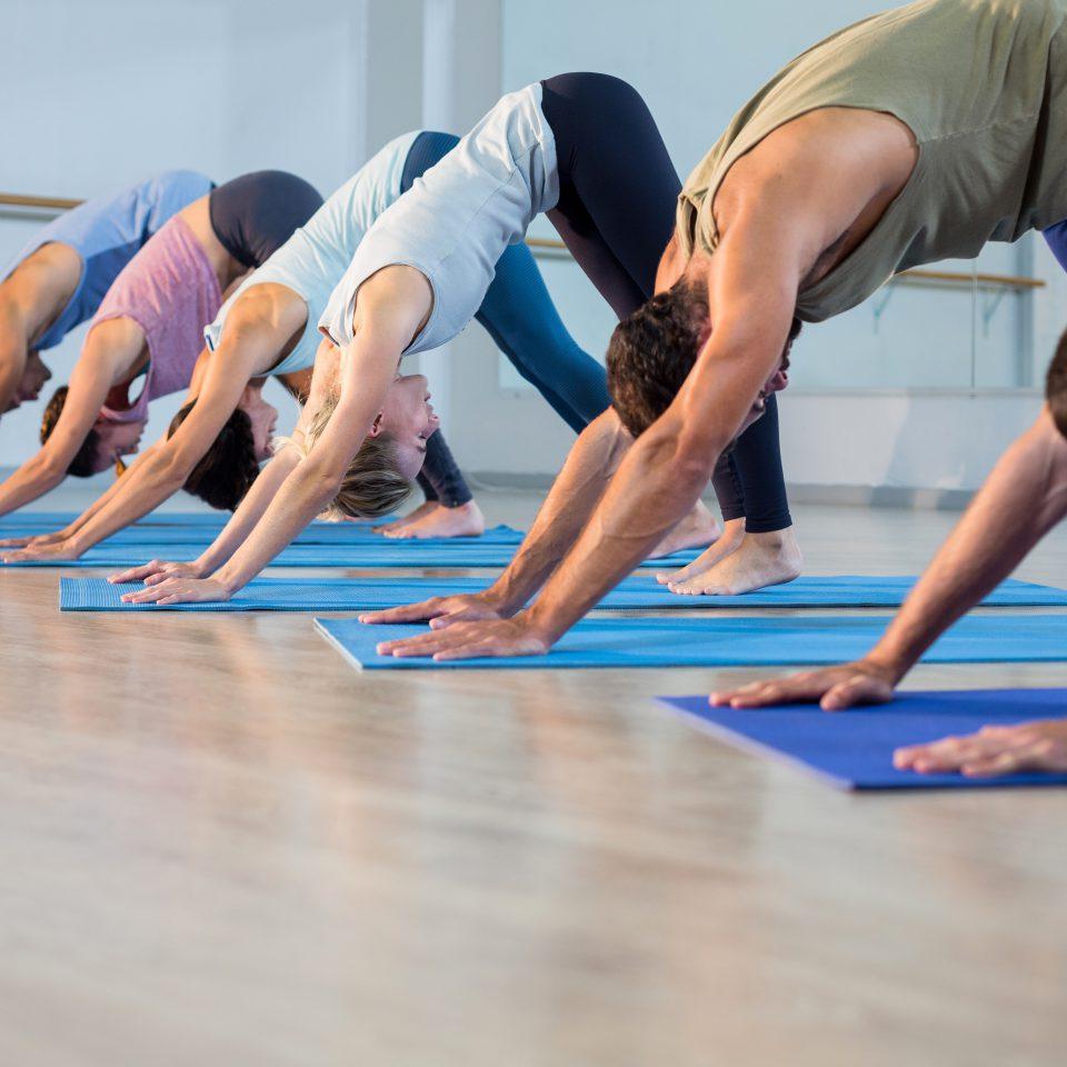 Nomad Yoga Events
